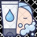 Face Cleanser Cream Icon
