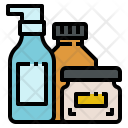 Facial Cream Lotion Icon