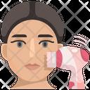 Facial Massage Facial Beauty Icon