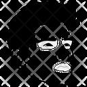 Facial Shot Icon