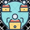 Facilitate Make Easy Business Icon
