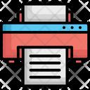 Facsimile Facsimile Machine Fax Icon