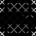 Facsimile Fax Machine Icon