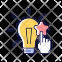 Fact Analysis Evaluation Icon