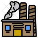 Factory Industry Production Icon