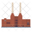 Factory Industry Refinery Icon