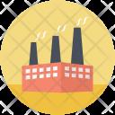 Factory Economy Industry Icon