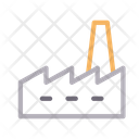 Factory Plant Industry Icon