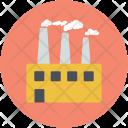 Factory Industry Economy Icon
