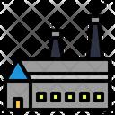 Factory Community Plant Icon