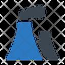 Chimney Refinery Industry Icon