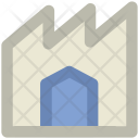 Factory Industry Chimney Icon