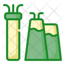 Factory Ecology Nature Icon
