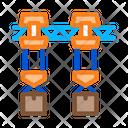 Manufacturing Transportation Car Icon