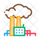 Power Factory House Icon