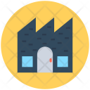 Factory Nuclear Plant Icon