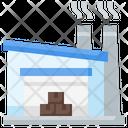 Factory Company Industrial Icon