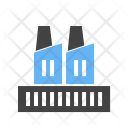 Factory Industry Plannt Icon
