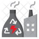 Factory Plant Power Icon