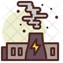 Factory Indutry Fabric Icon