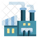Factory Industry Industrial Icon