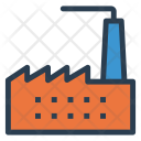 Factory Industrial Plant Icon
