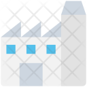 Industry Factory Production Icon