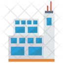 Factory Industry Office Icon