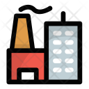 Factory Industrial Unit Icon