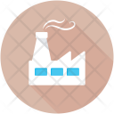 Industry Factory Corporate Icon