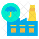 Commercial Company Factory Icon