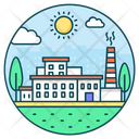 Factory Area Icon