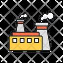Factory Building Icon