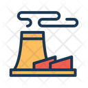 Factory Chimney Icon
