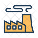 Factory Funnel Icon