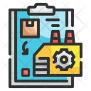 Factory Manufacture Factory Manufacture Icon