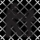 Operator Engineer Labor Icon