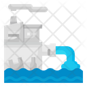 Factory Pollution Factory Pollution Icon