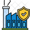 Factory Protection Icon