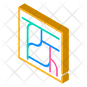 Factory Route System Icon