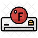 Fahrenheit Electronics Refreshing Icon