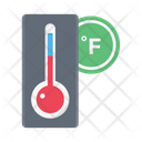 Fahrenheit Weather Climate Icon