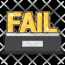 Fail Award Fail Reward Icon