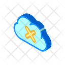Failed Access Cloud Icon