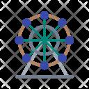 Fair Wheel Merry Icon