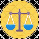 Deception Justice Honesty Fair Icon