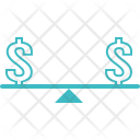 Fair Price Balance Icon