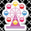 Fair Ride Amusement Icon