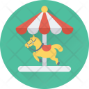 Fair Ride Amusement Icon