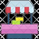 Fair Stall Icon